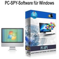 PC-SPY (Windows): kontrolle sämtlicher Internet-Aktivitäten: Instant-Messages, Whatsapp, Facebook u.s.w.