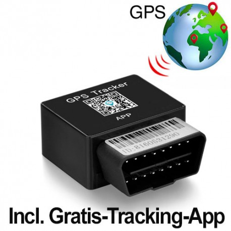EASY GPS-Car-Tracker, Peilsender. KfZ-Ortung und Verfolgung: alles Life in Echtzeit mit Tracking-App.
