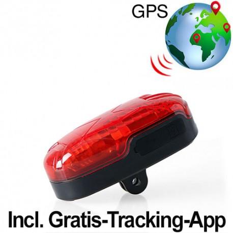 Fahrrad/ Bike GPS-Tracker-Peilsender: Fahrrad & Bike Ortung mit GPS-Tracker, weltweit.
