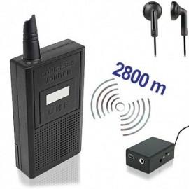 Abhörgeräte Set-2800