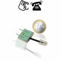 Einziges Gerät auf dem Weltmarkt zum Direktanschluss am S0-Bus, simultane Überwachung beider ISDN-Kanäle.