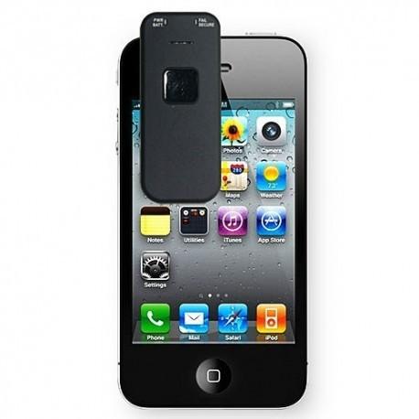 VOICE-SAFER, Abhörsicheres Handy, hochsichere Sprachcodierung gegen Lauschangriffe.