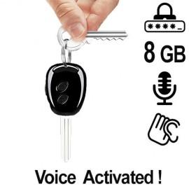 Autoschlüssel Spionagerecorder