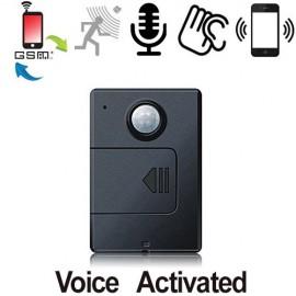 GSM Fern-Abhörgerät, Voice-Activated, Bewegungsgesteuert-ruft Sie an sobald im Raum eine Geräusch erkannt wird.