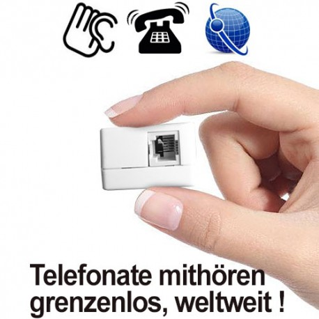 Live-Telefonüberwachung ohne Limit.