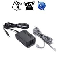 Festnetztelefon-Mitschnittadapter als Abhörgerät fürs Telefon